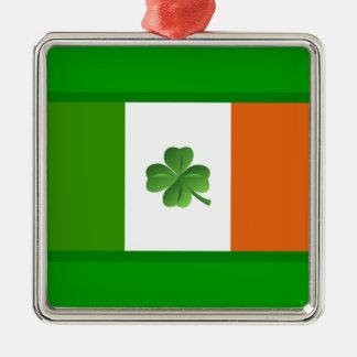 アイルランドの旗のオーナメント メタルオーナメント