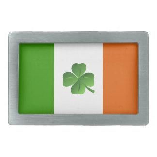 アイルランドの旗のベルトの留め金 長方形ベルトバックル