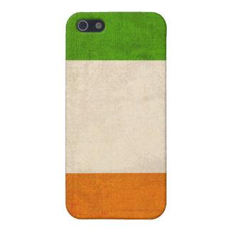 アイルランドの旗の動揺してなiphone 4ケース iPhone 5 cover