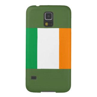 アイルランドの旗のSamsungの銀河系S5の箱の私の取得 Galaxy S5 ケース