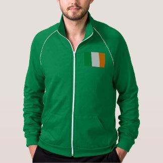 アイルランドの旗トラックジャケットの私の取得 ジャケット