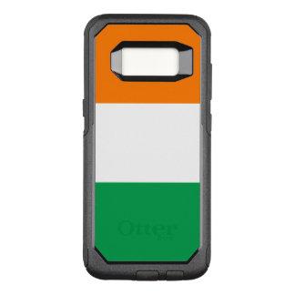 アイルランドの旗 オッターボックスコミューターSamsung GALAXY S8 ケース