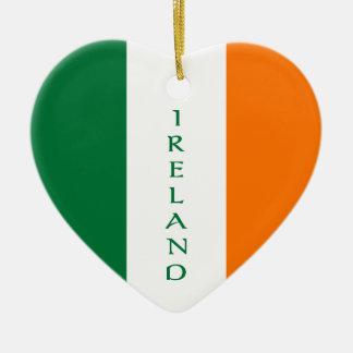 アイルランドの旗 セラミックオーナメント