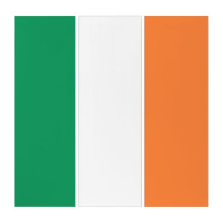 アイルランドの旗 トリプティカ