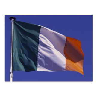 アイルランドの旗 ポストカード