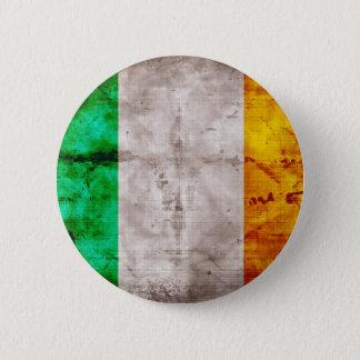アイルランドの旗 缶バッジ