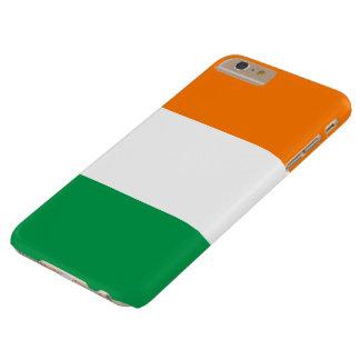 アイルランドの旗 BARELY THERE iPhone 6 PLUS ケース
