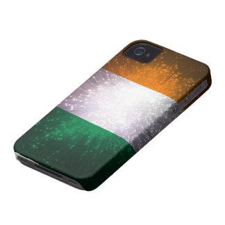 アイルランドの旗 Case-Mate iPhone 4 ケース