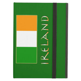 アイルランドの旗 iPad AIRケース