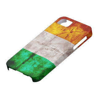 アイルランドの旗 iPhone SE/5/5s ケース