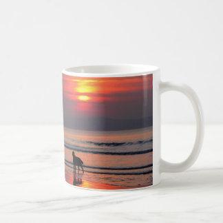 アイルランドの日没- 11のoz。 クラシックなマグ コーヒーマグカップ