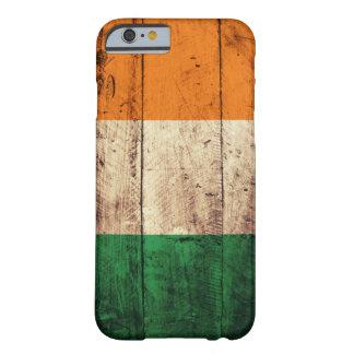 アイルランドの木の旗 BARELY THERE iPhone 6 ケース