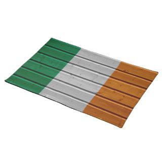 アイルランドの木の板の質のランチョンマット ランチョンマット
