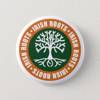 アイルランドの根 缶バッジ