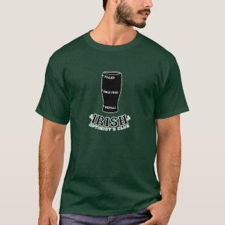 アイルランドの楽天家St. Pattys日のワイシャツ Tシャツ