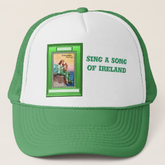 アイルランドの歌を歌って下さい キャップ
