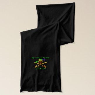 アイルランドの海賊女王の海賊旗のスカーフ スカーフ