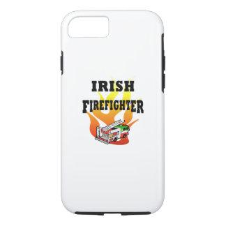 アイルランドの消防士 iPhone 8/7ケース