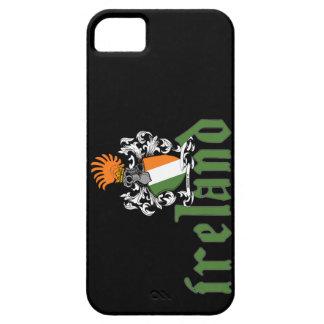 アイルランドの盾のiPhone 5の場合 iPhone SE/5/5s ケース