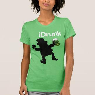 アイルランドの私酔ったTシャツ Tシャツ