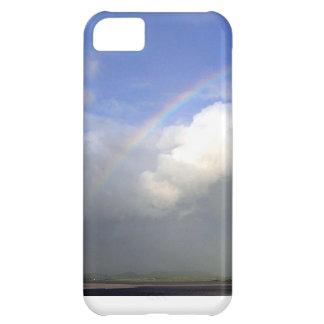 アイルランドの美しい虹 iPhone5Cケース