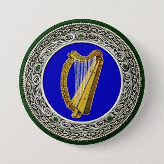 アイルランドの腕 缶バッジ