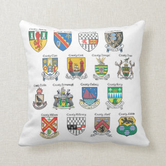 アイルランドの装飾用クッションの郡 クッション