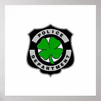 アイルランドの警官 ポスター