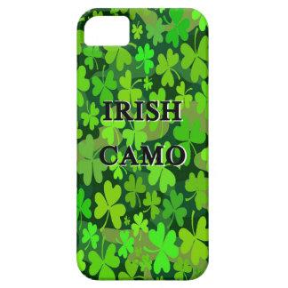 アイルランドの迷彩柄 iPhone SE/5/5s ケース