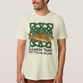 アイルランドのGillarooのマス Tシャツ