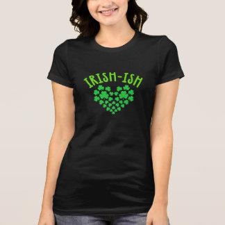 アイルランドのish愛キス tシャツ