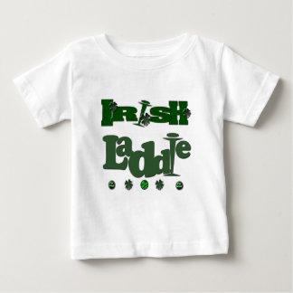 アイルランドのLaddie ベビーTシャツ
