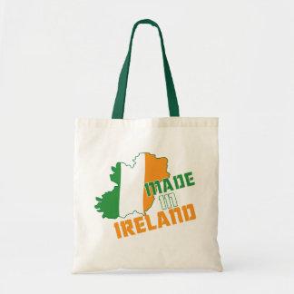 アイルランドのTシャツでなされるパトリキウスの日 トートバッグ