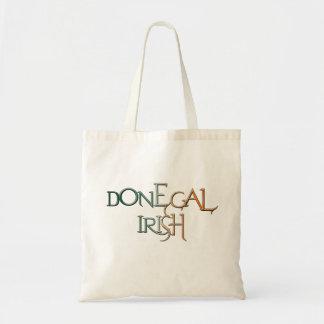 アイルランドドニゴールのアイルランドの旗色のバッグ トートバッグ