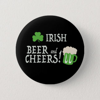 アイルランドビールおよび応援 缶バッジ