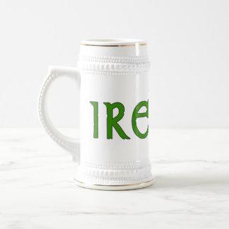 アイルランドビールステイン ビールジョッキ