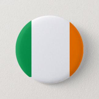 アイルランドボタンの旗 缶バッジ