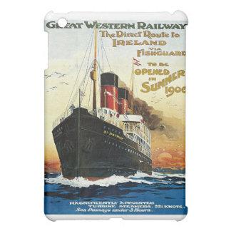 アイルランドポスターへのGWR旅行 iPad MINIカバー