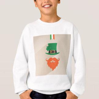 アイルランド人があって下さい スウェットシャツ