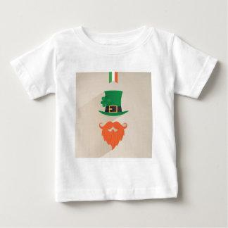 アイルランド人があって下さい ベビーTシャツ