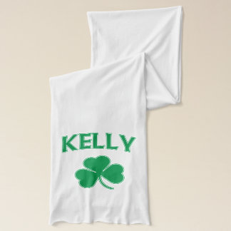 アイルランド人のケリーのシャムロック スカーフ