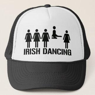 アイルランド人のダンス キャップ