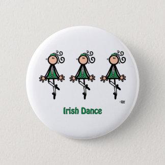 アイルランド人のダンス 缶バッジ