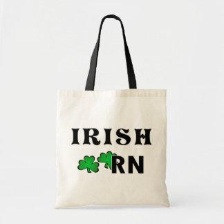 アイルランド人のナースRN トートバッグ