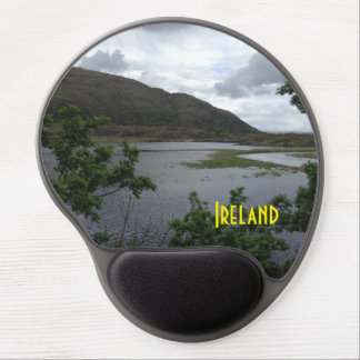 アイルランド人のプライドのアイルランドのマウスパッド ジェルマウスパッド