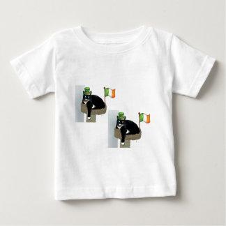 アイルランド人のプライドルーシー ベビーTシャツ