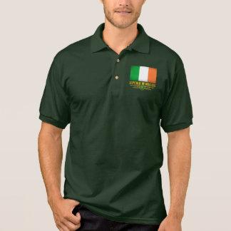 アイルランド人のプライド ポロシャツ
