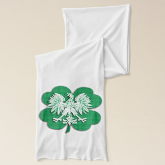 アイルランド人のポーランドの伝統 スカーフ