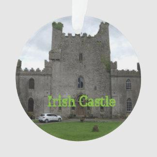 アイルランド人の跳躍の城のアイルランドのオーナメント オーナメント