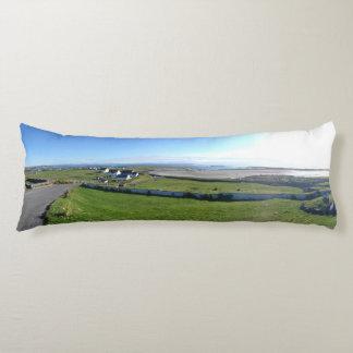 アイルランド人のAranの島のアイルランドの抱き枕 ボディピロー